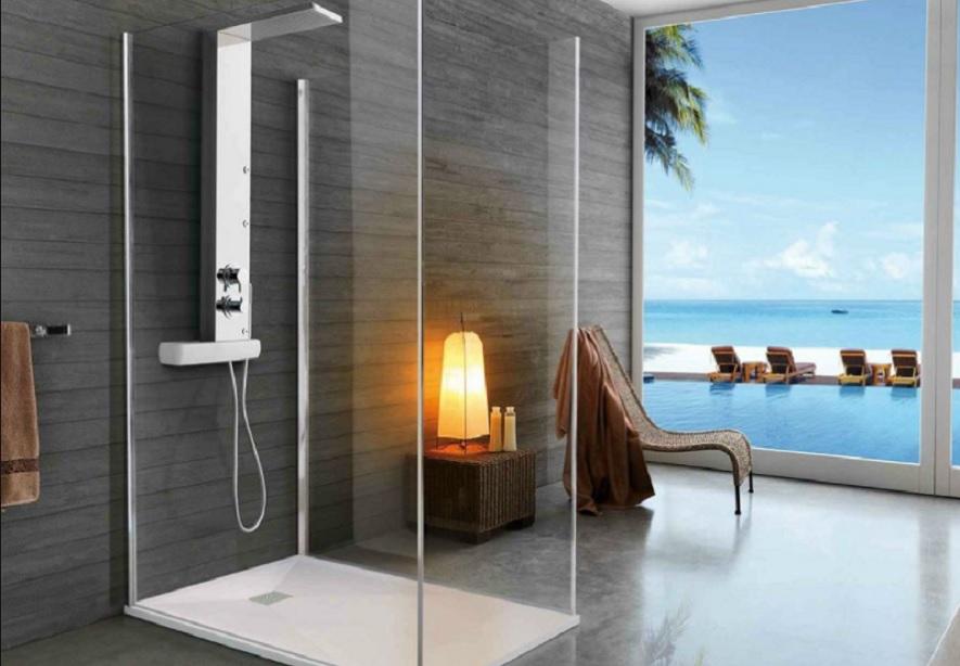 Box doccia e sanitari outlet del bagno for Sanitari outlet