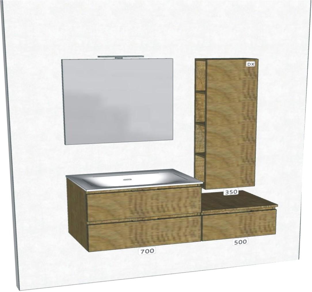 Composizione smart outlet del bagno - Outlet del bagno rubiera ...