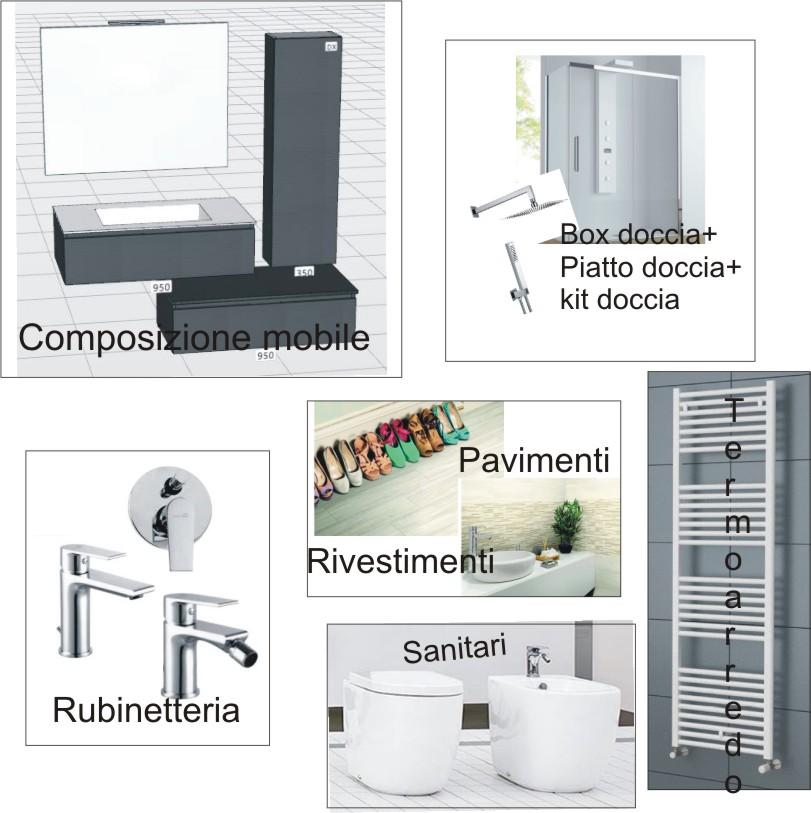 Offerta bagno completo